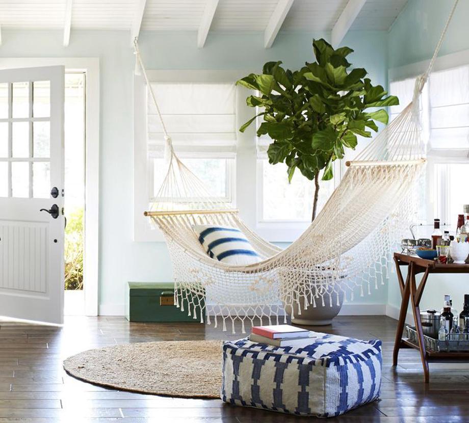 Beach House Hammock Bed